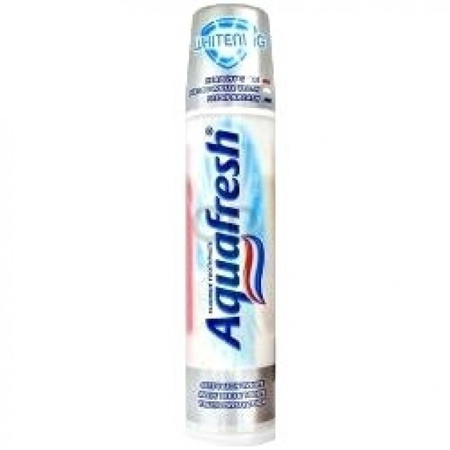 Aquafresh Whitening Pomp