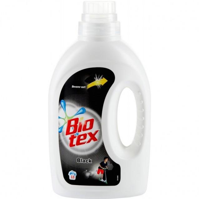 Biotex Zwart Vloeibaar Wasmiddel