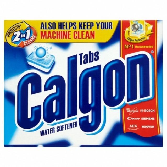 Calgon Ontkalkings Tabletten