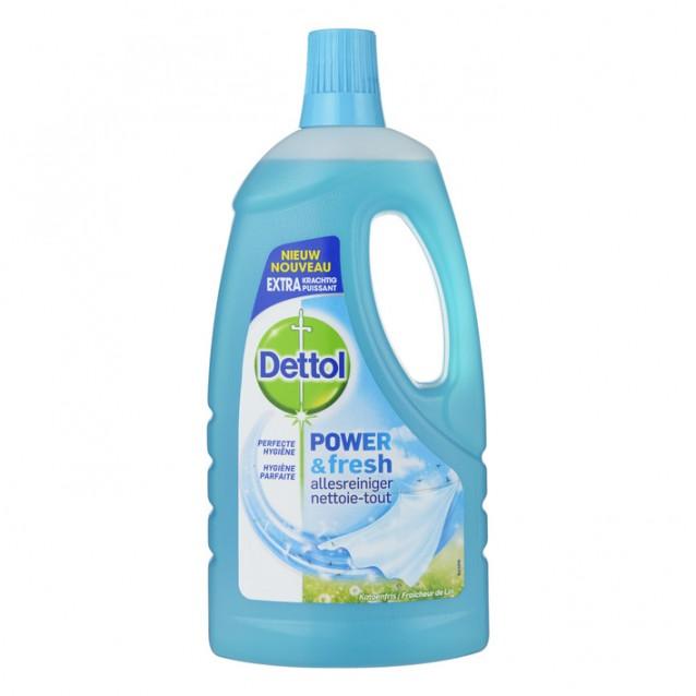 Dettol Power  en Fresh  1.5 Liter