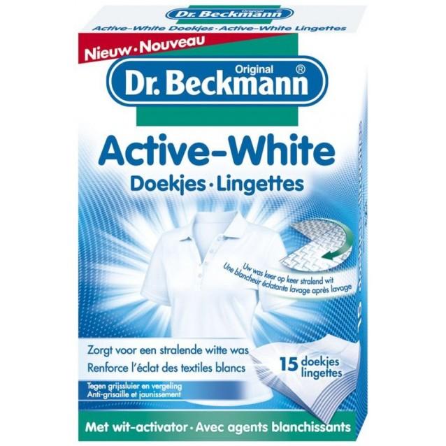 DR.Beckmann Active White Doekjes