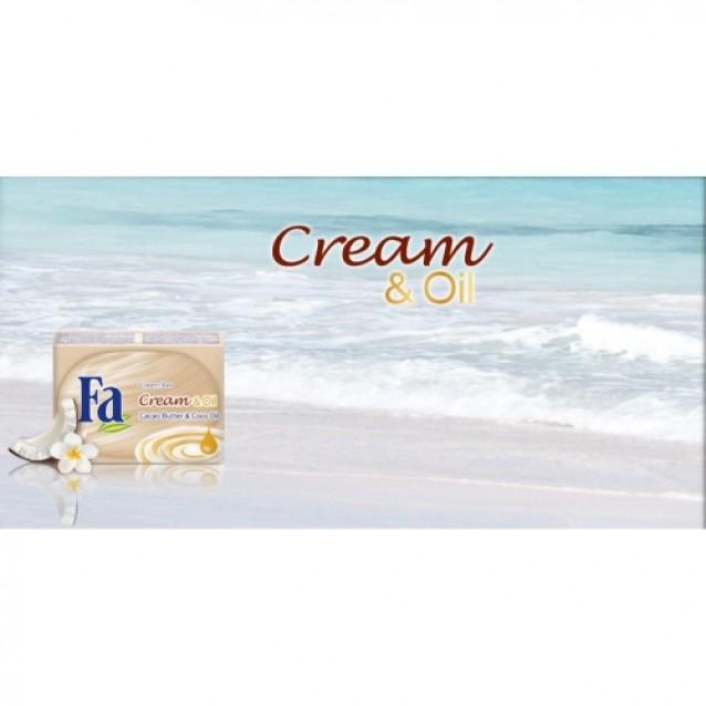Fa Zeep Cream & Oil