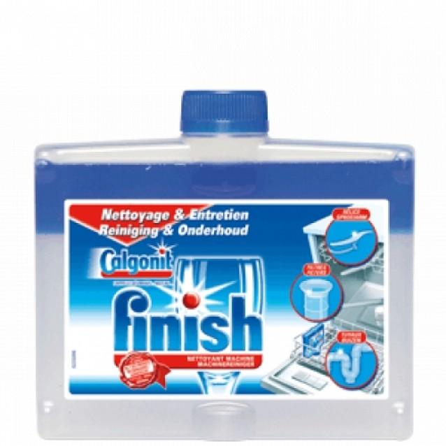 Finish Machine Reiniger