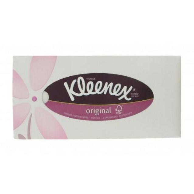Kleenex Original Paars