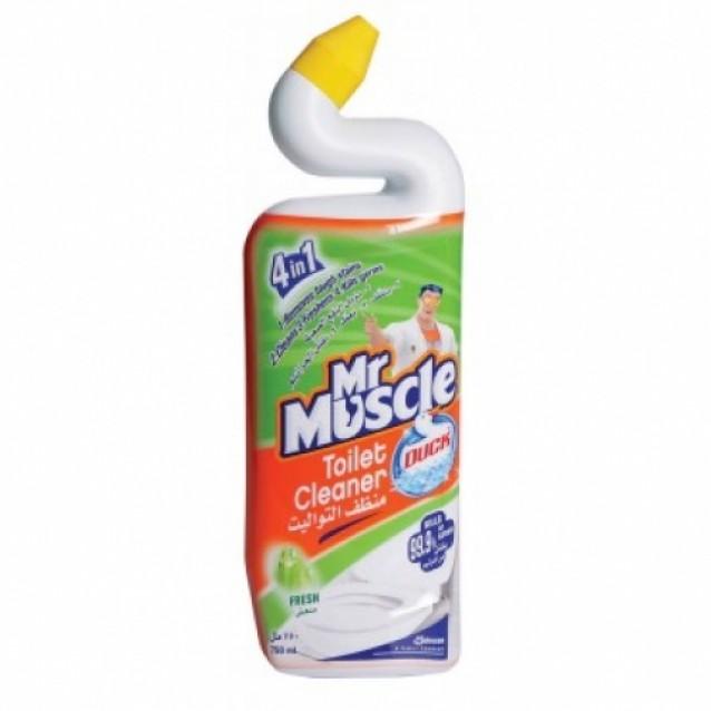 Mr Muscle toiletreiniger Fresh
