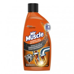 Mr Muscle Keuken en Bakamer Gel Ontstopper    500 ml