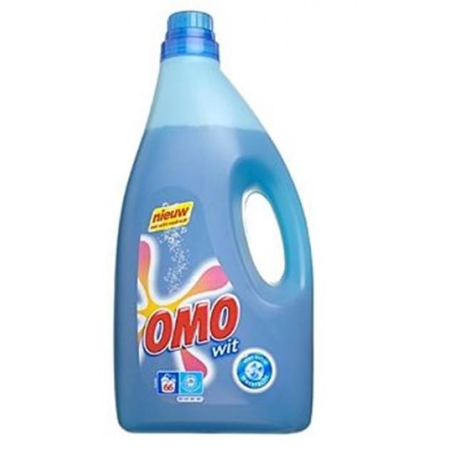 Omo Wit Vloeibaar 5 Liter