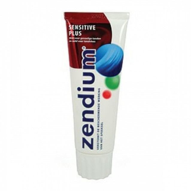 Zendium Sensitive Whitener