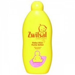 Zwitsal Baby Olie